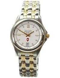 Zeno Watch Basel 2600–1–Reloj de pulsera de hombre, correa de acero inoxidable