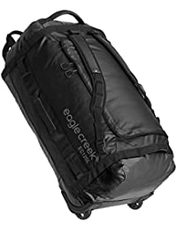 Cargo Hauler Rolling Duffel Backpacker ultraligera con correas de mochila y ruedas