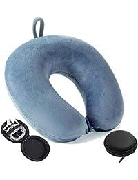 travel360 degree Neck Travel Pillow Multipurpose with Earphone case