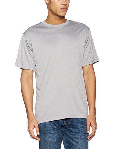 James & Nicholson Herren T-Shirt Men's Active-t Grau (Light-Melange)