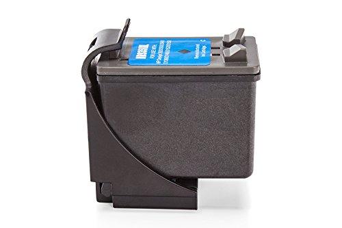 Hp-drucker-74 (printyo® D Tintenpatrone C9351CE schwarz kompatibel für Drucker HP Deskjet F 413515ml)