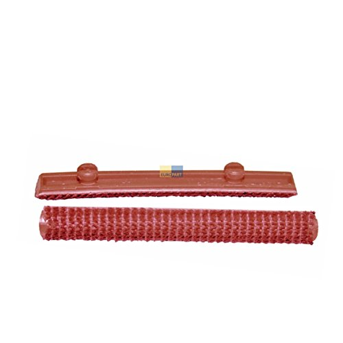 Miele 2396352 2x ORIGINAL Fadenheber Bürste für Bodendüse Staubsauger auch 2396350 2396351 (Bürste Miele Teil)