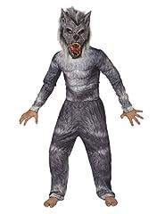 Idea Regalo - Costume da lupo mannaro per bambino - Halloween 8 à 10 ans