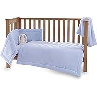 Blanket BLUE BabyPrem Moses Basket Set 1 Fitted /&1 Flat Sheet /& 1 Shawl