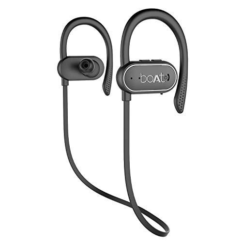 boAt Rockerz 265 Sports in-Ear Wireless Earphones (Active Black)
