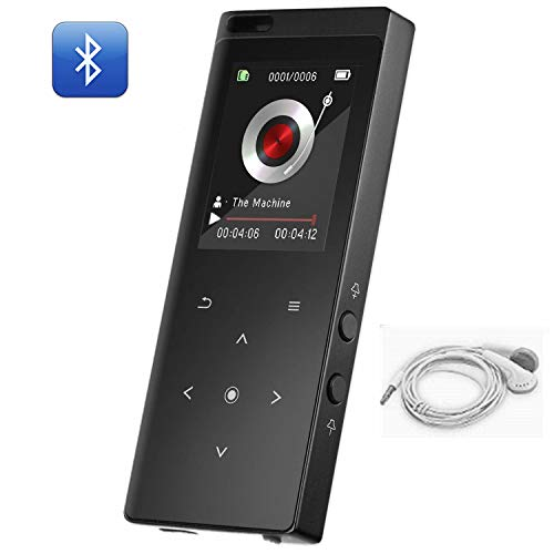OMORC MP3 Lettore Bluetooth 1.8