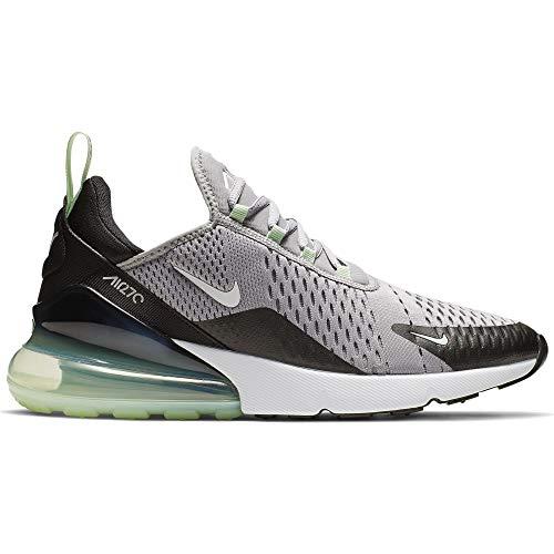 sports shoes f524d 478ef Nike Air MAX 270, Zapatillas de Atletismo para Hombre, (Atmosphere  Grey White
