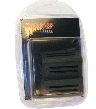 Preisvergleich Produktbild Warlord Games 25mm x 50mm Reiterei Bases (12)