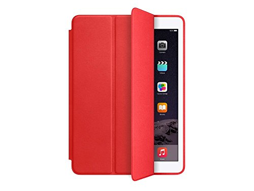 Apple Smart Hülle für iPad Air (2nd Gen) rot (Best Cases Für Ipad Air 2)
