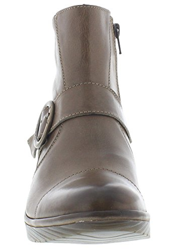 FLY London Pais655fly, Bottes Classiques Femme Taupe
