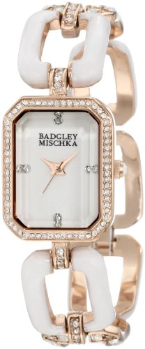 badgley-mischka-dames-watch-dcontracte-quartz-batterie-reloj-ba-1192rgwt