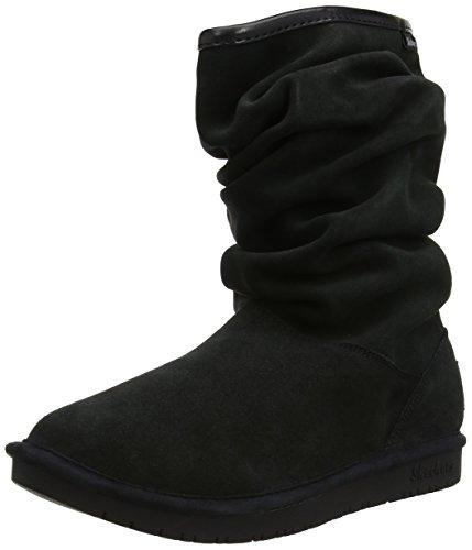 Skechers - Stivali, Donna Nero (Black)