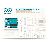 Arduino Starter Kit for beginner K000007 [English projects book]