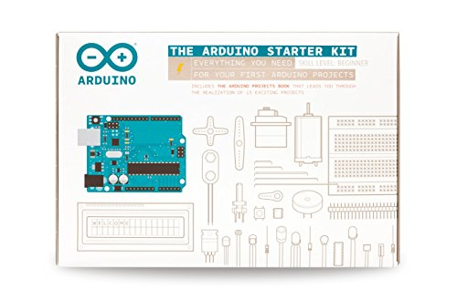 Arduino starter kit principiantes K000007 [manual