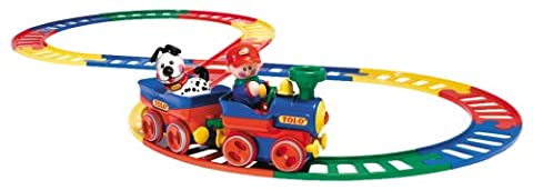 Tolo Toys First Friends Deluxe Train Set