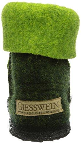 Giesswein Kemberg, Chaussons femme Vert - Grün (tanne-limonengrün)