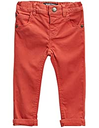 next Pantalon En Sergé Stretch Doux (3Mois À 6 Ans) Garçon