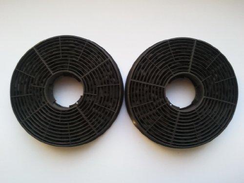 Bomann 256300 Aktivkohlefilter / 2 Stück / 6 L / programmierbar