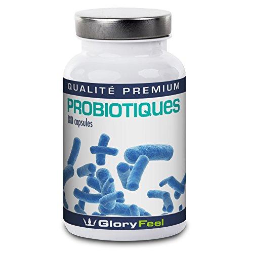 Probiotique 180 Gélules végétale gastro-résistantes -...