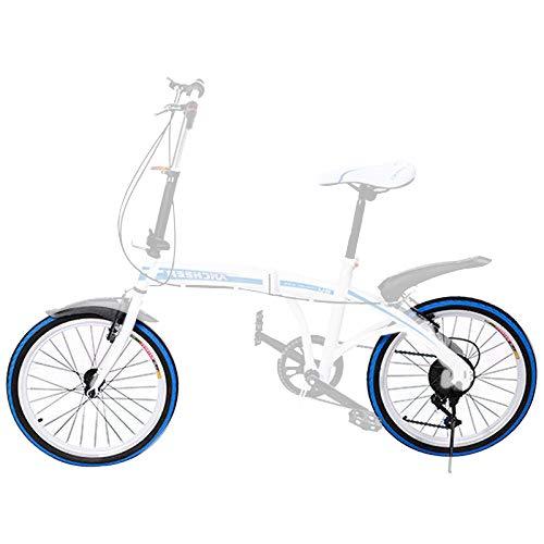 ANCHEER Ebike 16 Elektrisches Mountainbike Pedelec Schwarzer Klassiker Für Erwachsene, Rahmen Und 6 Zahnrad