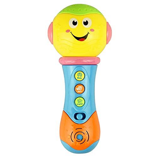 KITY 1-3 Jahre Spielzeug, Beste Spielzeug für Mädchen 1-3 Jahre Geschenke für Mädchen 1-3 Jahre Baby Montessori Spielzeug für Kleinkinder Interaktives Spielzeug für Kleinkinder (gelb) -