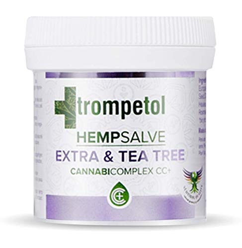 Trompetol Hanfsalbe extra mit Teebaumöl 100 ml
