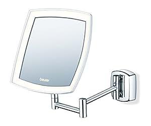 beurer bs 89 led kosmetikspiegel beleuchtet zur. Black Bedroom Furniture Sets. Home Design Ideas