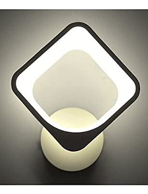 SSBY LED Wall light Acrylic Contemporary And Contracted Circular Bedside lamp