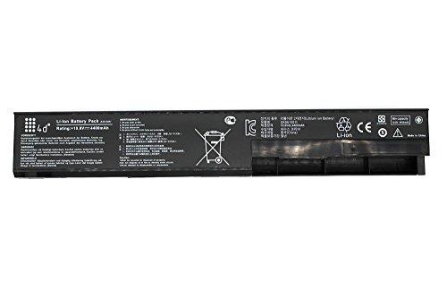 4d laptop Battery for ASUS F301 F401 X301 X401 X501 A31-X401 A32-X401 A41-X401 A42-X401