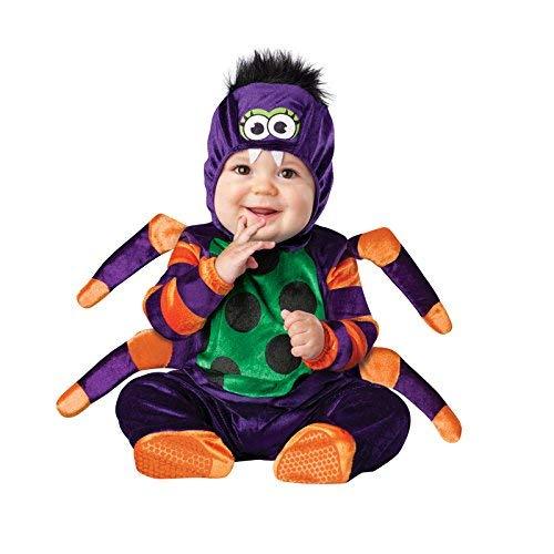 Babys Infant Bitsy Spider Kostüm 0-6 Monate 18-23 ()