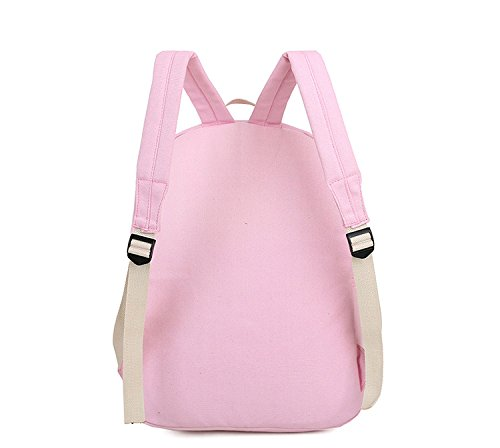 ChangNing, Borsa a zainetto donna Pink