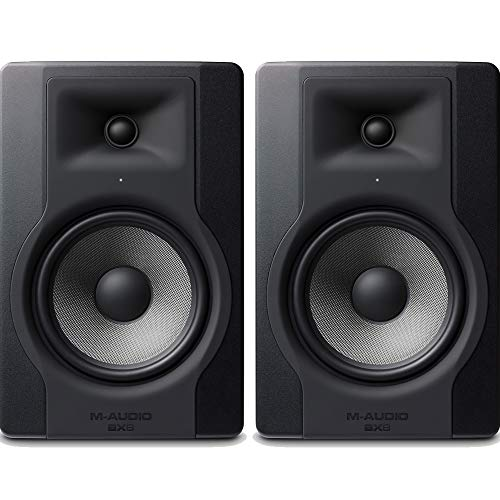 M-Audio BX8 D3 150 W, 8 Inch Act...