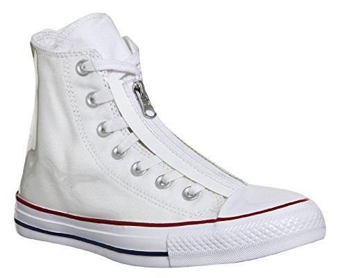 Converse Chuck Taylor All Star Shroud Weiss 553621c Damen Bianco Granato Bianco