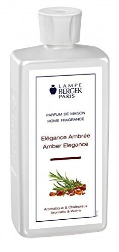 Fünf-lampe (LAMPE BERGER Parfum, Flüssigkeit, Weiß, 7,8 x 5 x 18,5 cm)