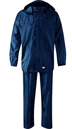 Ensemble de pluie veste + pantalon Dickies Vermont Bleu (Marine)