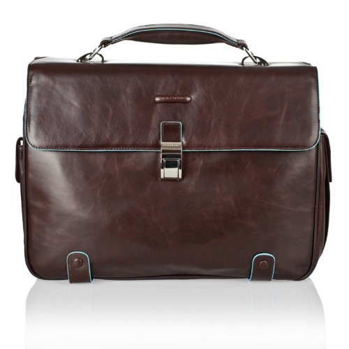 Piquadro-Brief-Case-with-2-Gussets-In-Leather
