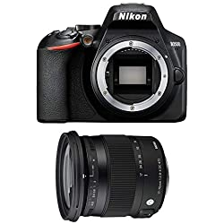 NIKON D3500 + Sigma 17-70 Contemporary