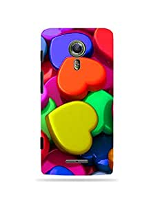 alDivo Premium Quality Printed Mobile Back Cover For Alcatel Onetouch Flash2 / Alcatel Onetouch Flash2 Printed Mobile Cover (MKD393)