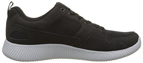 Skechers Herren Depth Charge-eaddy Sneaker Schwarz (nero)