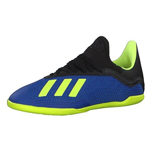 finest selection c456c 70ff1 9. adidas Unisex-Kinder X Tango 18.3 In J Futsalschuhe, Blau (Fooblu Amasol  Negbás 000), 36 2 3 EU