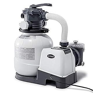 Intex L&G FR 26646FR Filtre à Sable Blanc