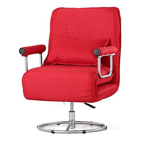 Axdwfd Liegestuhl Klappstuhl Mittagspause Recliner Klappstuhl Siesta Chair Simple Bed Sofa Chair...