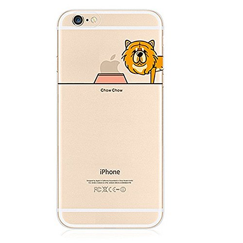 vandot-chow-chow-cane-cartone-stile-08-mm-ultrathin-trasparente-tpu-cover-protettivo-silicone-caso-m