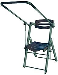 GSG silla ansitz de aluminio con pistola de apoyo, 204775