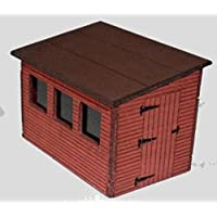 Ancorton 95664 N Gauge Garden Shed Kit