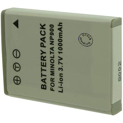 Otech Batterie Compatible pour ALDI Traveler DC-5080
