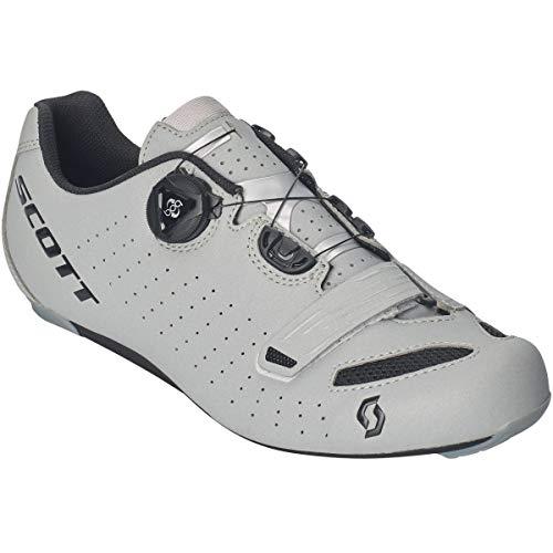 Scott Road Comp Boa Damen Rennrad Fahrrad Schuhe Reflective grau/schwarz 2019: Größe: 38