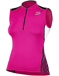 Spiuk Race Maillot, Mujer, Rosa, L