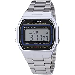 Casio Collection Unisex Watch A164WA-1VES