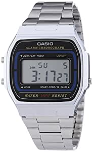 Casio Collection Uhr Unisex A164WA-1VES: Casio